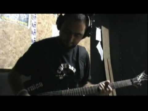 Carniça - New Album Recordings playing Till the End online metal music video by CARNIÇA