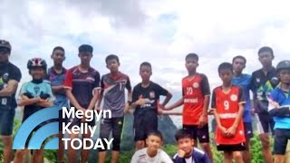 Video Savannah Guthrie Joins Megyn Kelly TODAY To Discuss The Thai Rescue Mission | Megyn Kelly TODAY MP3, 3GP, MP4, WEBM, AVI, FLV Juli 2018