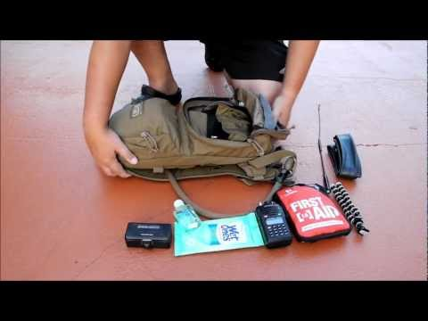 Camelbak MULE (military) hydration pack review mountain bike setup