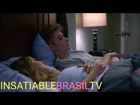 Insatiable 1x11 Patty e Brick dormem juntos [dublado]