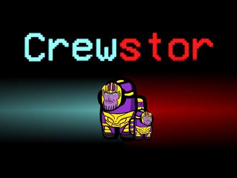 Among Us Crewstor Moments #5