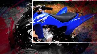 10. 2011 Yamaha Raptor 125