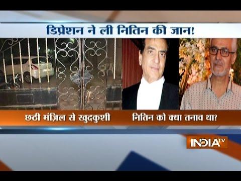 Bollywood actor Jitendra's cousin Nitin Kapur commits suicide in Mumbai