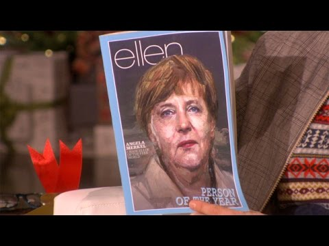 Ellen Magazine's Person of the Year
