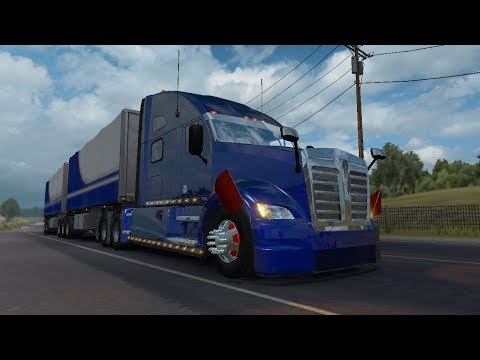 Kenworth T700 ATS 1.35 By Crackex
