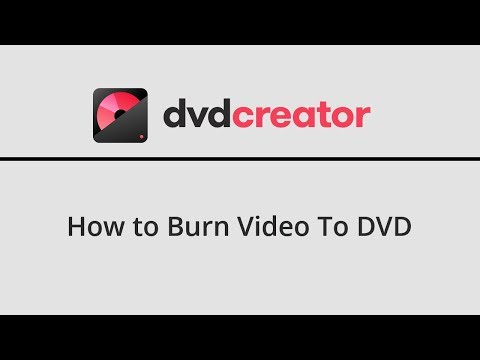 DVD Creator Guide - How To Burn Video to DVD