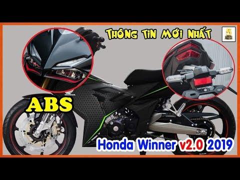Thông Tin Mới Nhất Honda Winner V2.0 2019 Có Nét Tương Đồng với Honda CBR 250