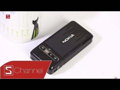 Schannel - Ngược dòng thời gian với Nokia 3250: Chiếc điện thoại đẹp-độc-lạ của đế chế một thời