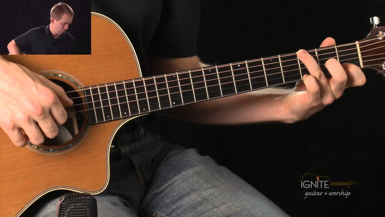 Three Fingerstyle Patterns – Learn Advanced Acoustic Guitar Lesson