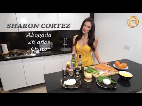Casting Masterchef Ecuador - Sharon Cortez