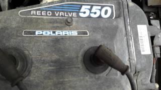 8. 1999 Polaris Super Sport 550