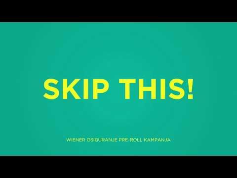 Wiener 'Skip Ad'