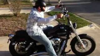 8. 2011 Harley Davidson Dyna Street Bob