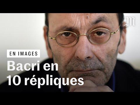 Jean-Pierre Bacri en 10 répliques