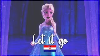 WATCH IN HD Pitch is changed a little. Snježno Kraljevstvo / Frozen Puštam sve / Let it go Performed by Nataša Mirković So my channel got deleted again, and ...
