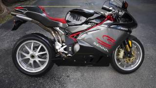 3. RARE! Senna Agusta Motorcycle 1000 For Sale