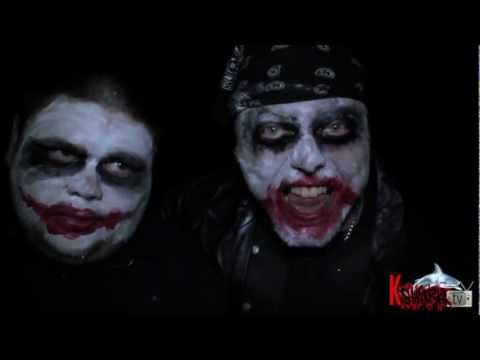 "Halloween GraveYard Cypher- feat. Stackx, Phil da Real, Too Tall, & Jon ""Smiley"" Grimz"