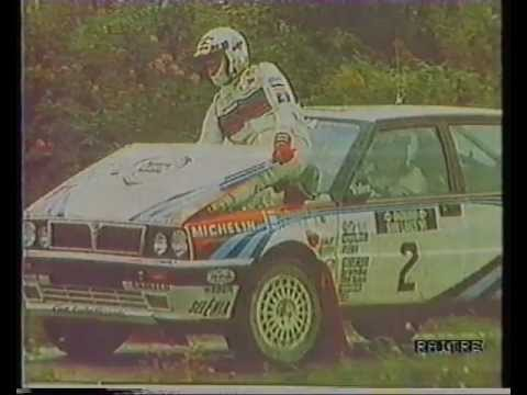 rally 1000 laghi - rally 1000 lakes 1990