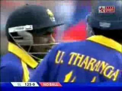 Cricket classics - Incredible run chase by Sri Lanka vs England, 2006.