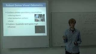 Lecture 9: Visual Navigation For Flying Robots (Dr. Jürgen Sturm)