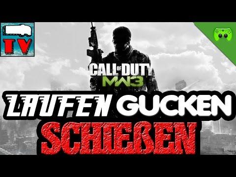 MODERN WARFARE 3 - laufen, gucken, schießen # 19 «» Let's Play Modern Warfare 3 | Deutsch Full HD