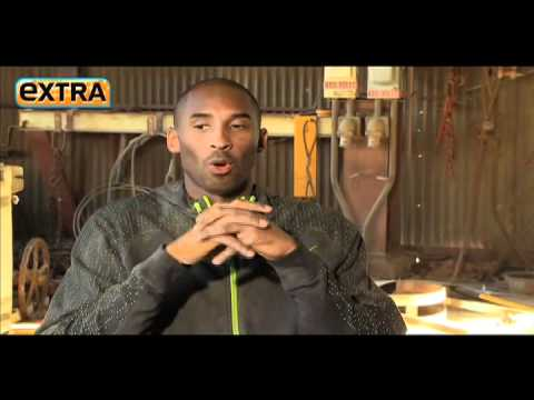 Raw! Kobe Bryant's 'Call of Duty' [Interview]