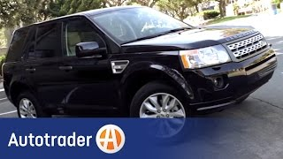 2012 Land Rover LR2: New Car Review - AutoTrader