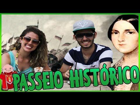 Vlog de Viagem #5 - Férias em Laguna (Anita Garibaldi e a Caverna do Dragão)