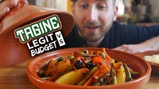 Making Morocco's most famous dish using a $7 flower pot | Three Tagine Recipes by Brothers Green Eats