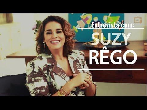 """Apimentando – Suzy Rêgo: """"Eu me empenho para ser bem-humorada"""""""