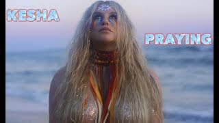 Video Kesha - Praying (Lyrics) [FULL HD] MP3, 3GP, MP4, WEBM, AVI, FLV Oktober 2018