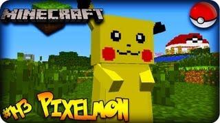 Pixelmon! Minecraft Pokemon Mod! Ep # 143 WHERE ARE YOU PIKACHU!?