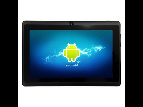 Unboxing tablet PC Epad 7