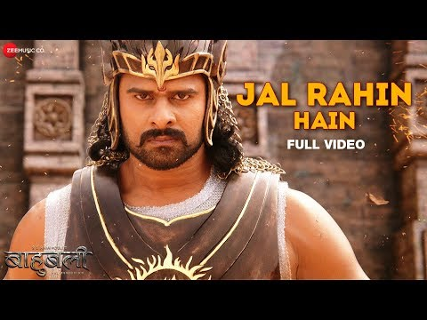 Jal Rahin Hain - Full Video | Baahubali - The  Beginning | Maahishmati Anthem | Kailash , MM Kreem