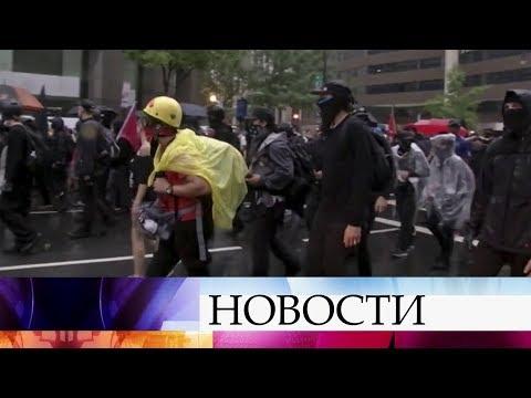Посольство РФ в США опровергло обвинения в причастности России к столкновениям в Шарлотсвилле. онлайн видео