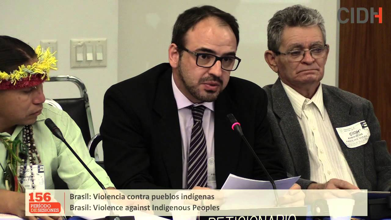 Denuncias sobre violencia contra pueblos indígenas en Brasil