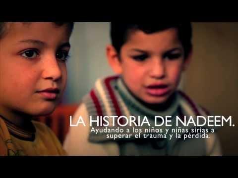 Emergencia en Siria – La historia de Nadeem