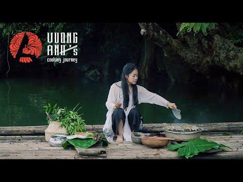 Grilling fish on Ba Bể Lake - Thời lượng: 9:12.