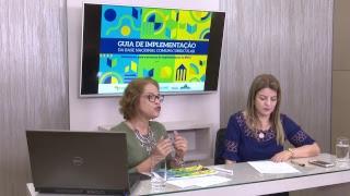 Videoconferência - Formação continuada de educadores e os novos currículos alinhados à BNCC