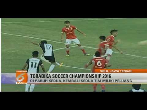 PERSIJA VS PSM MAKASAR 0-1 | All goals & Highlights TSC 2016