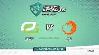 OpTic vs TNC, Super Major, game 2 [Jam, Lum1Sit]