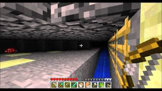 Minecraft Building with BdoubleO - Episode 73 - Building the whole thing outta lava