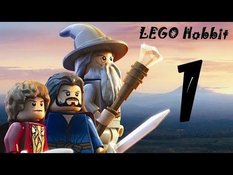 LEGO Hobbit [CZ] - [HnH] - 1. Zakletá hora Erebor