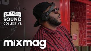 MistaJam - Live @ Mixmag Lab #smirnoffhouse 2016