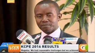 CS Mucheru hails technology for success in exam administration and speedy marking