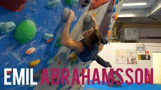 Creating Technical Problems On Slopers by Eric Karlsson Bouldering