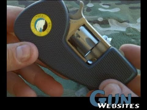 Used Holster Grip NAA Revolver