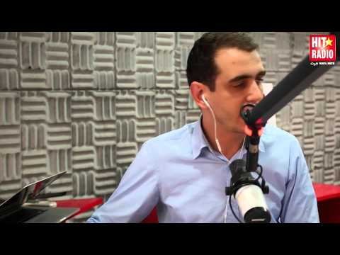 Ahmed Chawki dans le Morning de Momo sur HIT RADIO - 10/12/14