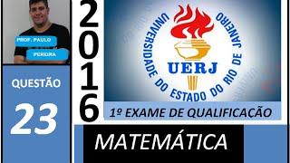 UERJ 1º exame de qualificação UERJ Gostou da resolução da UERJ? Observe a função f, definida por: f(x) = x² - 2kx + 29 (...)