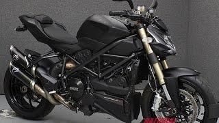 10. 2014  DUCATI  STREETFIGHTER 848 - National Powersports Distributors